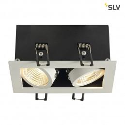 SLV 115711 Kadux 2 LED inbouwspot wit