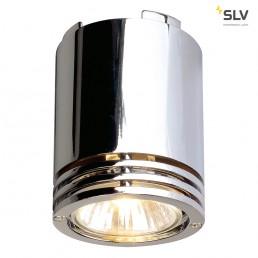 Actie SLV 116204 Barro CL-1 chroom plafondlamp