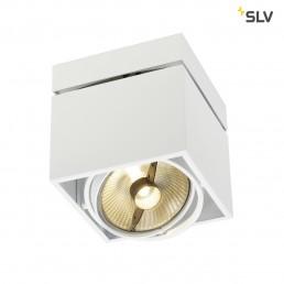 SLV 117101 Kardamod Surface Square ES111 single wit plafondlamp