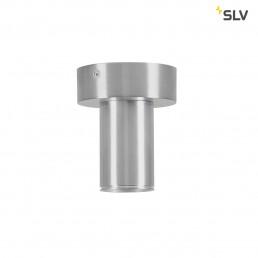 132646 SLV fitu plafondrozet 1xe27 aluminium