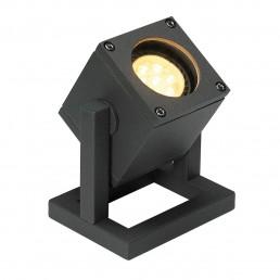 SLV 132835 cubix i grondspot antraciet gu10 vloerlamp buiten
