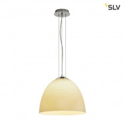SLV 133650 Orion Cone beige hanglamp