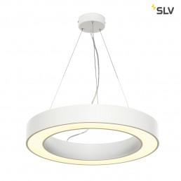 SLV 133841 Medo 60 Ring LED wit plafondlamp