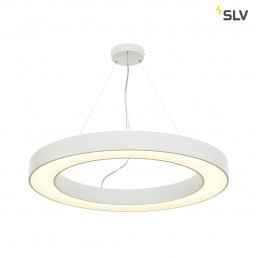 SLV 133851 Medo 90 Ring LED wit plafondlamp