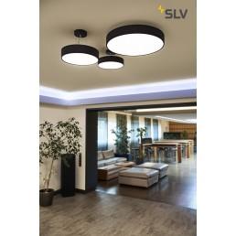 SLV 135120 Medo 60 LED zwart plafondlamp