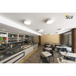 SLV 135121 Medo 60 LED wit plafondlamp