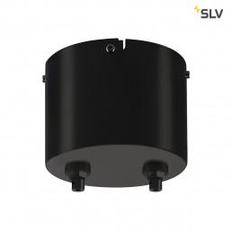 138980 SLV ringkerntrafo 105VA zwart