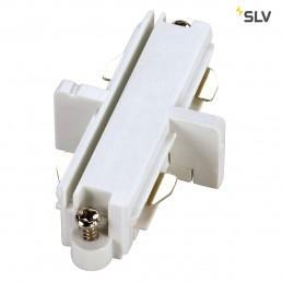 SLV 143091 1-Fase doorverbinder electrisch wit