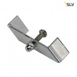 SLV 143230 boardbeugel inbouw 1-fase rail nikkel mat