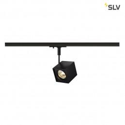 SLV 143350 Altra Dice track zwart 1-fase railverlichting