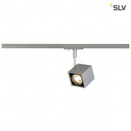 SLV 143354 Altra Dice track zilvergrijs 1-fase railverlichting