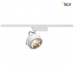 SLV 143461 Kalu Track QR111 wit 1-fase railverlichting