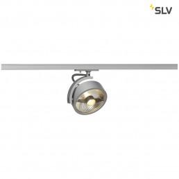 SLV 143544 Kalu Track QPAR111 zilvergrijs 1-fase railverlichting