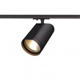 SLV 143550 Bilas zwart 1-fase railverlichting
