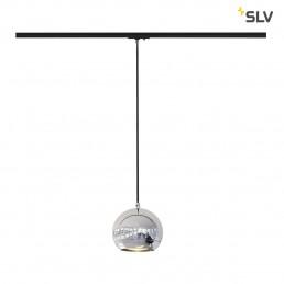 SLV 143620 Light Eye chroom 1-fase railverlichting