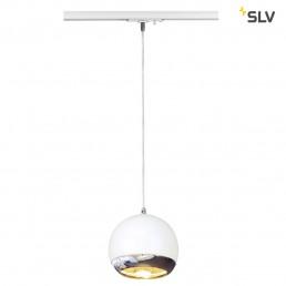 SLV 143621 Light Eye wit / chroom 1-fase railverlichting