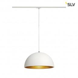 SLV 143931 Forchini M 40 track wit/goud 1-fase railverlichting