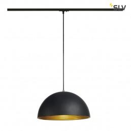 SLV 143932 Forchini M 40 track zwart/goud 1-fase railverlichting