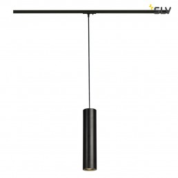 SLV 143960 Enola_B zwart 1-fase railverlichting