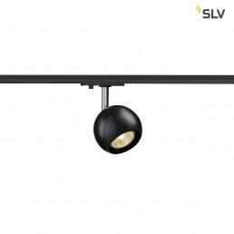 SLV 144010 Light Eye 90 track zwart 1-fase railverlichting
