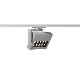 SLV 144054 Profuno Zilvergrijs 1-fase railverlichting