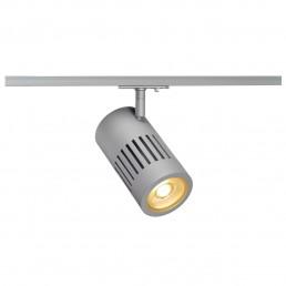 SLV 144104 Structec zilvergrijs 1xled 3000k 36gr. 1-fase railverlichting