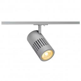 SLV 1000979 Structec zilver 1xled 3000k 60gr. 1-fase railverlichting
