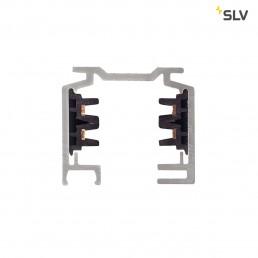 SLV 145100 3-Fase spanningsrail 1mtr opbouw zwart railverlichting