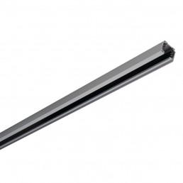 SLV 145102 3-Fase spanningsrail 1mtr opbouw zilvergrijs railverlichting