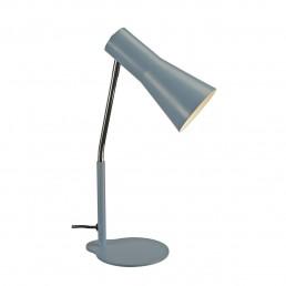 SLV 146007 phelia tafellamp lichtblauw 1xgu10