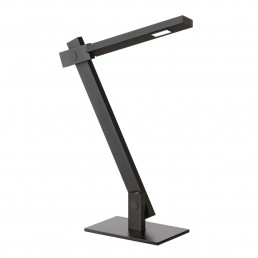SLV 146050 Mecanica zwart led bureaulamp