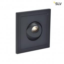 SLV 146210 Pho LED warmwit wand inbouwspot