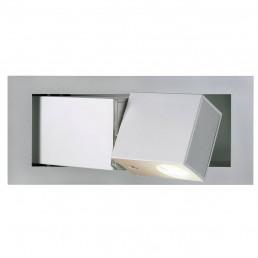 SLV 146252 Bedside rechts LED warmwit wand inbouwspot