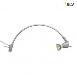 SLV 146462 Hibit zilvergrijs display verlichting
