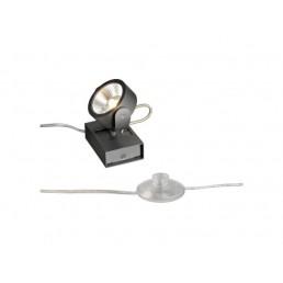 SLV 147660 Kalu Floor 1 led zwart vloerlamp