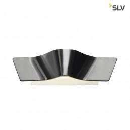 147826 SLV Wave Wall alu geborsteld wandlamp