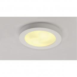 SLV 148001 GL 105 E27 gips plafondarmatuur
