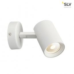 148501 SLV Debasto Single wit LED spot