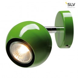 SLV 149065 Light Eye 1 GU10 varengroen wand- en plafondspot