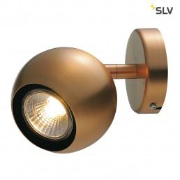 SLV 149069 light eye 1 gu10 koperkleur gu10 max. 50w