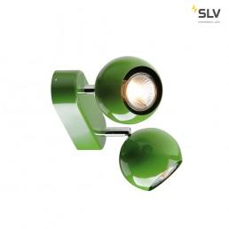 SLV 149075 Light Eye 2 GU10 Varengroen wand- en plafondspot