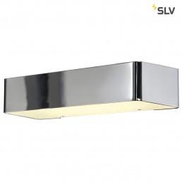 SLV 149512 WL 24 led wandlamp chroom