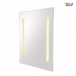 SLV 149752 Trukko chroom LED 3000k spiegel met verlichting