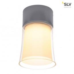 SLV 150654 reto plafondlamp grijs/wit 1xled 2700k