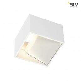 SLV 151321 Logs In wit led wandlamp