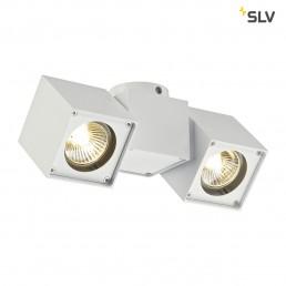 SLV 151531 Altra Dice Spot 2 wit plafondlamp
