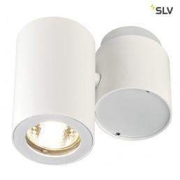 SLV 151821 Enola_B Spot 1 wit wand- en plafondspot
