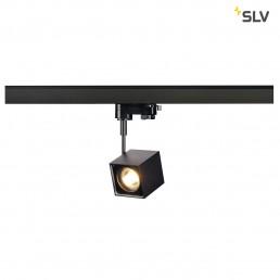 SLV 152320 Altra Dice GU10 zwart 3-fase railverlichting