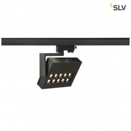 SLV 152550 Profuno 60º zwart LED railverlichting