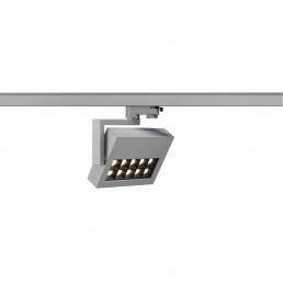 SLV 152554 Profuno 60º zilvergrijs LED railverlichting